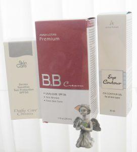 Kosmetikstudio Soltau - produkte im Laden